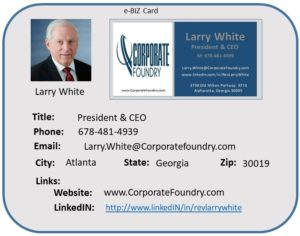 e-BIZ card Photo